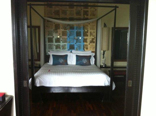 Hilton Hua Hin Resort & Spa : Bedroom