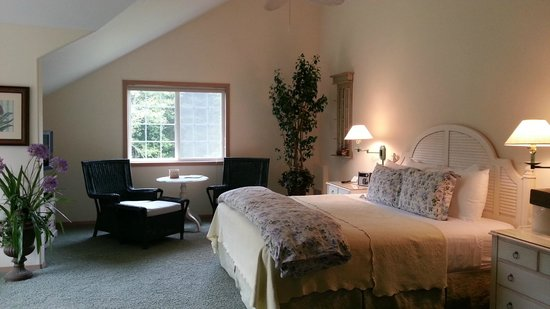 Lost Mountain Lodge: Sunnyview Suite