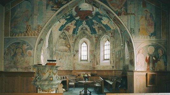 Reformierte Kirche Lavin