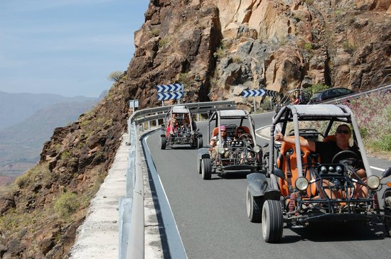 Buggy Safari Activities And Attractions In Gran Canaria