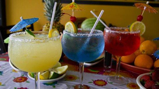 Mi Casa Azteca : best Margaritas in town