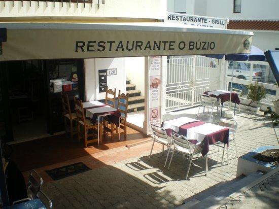 O`Buzio: Restaurante O'Buzio