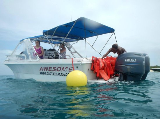 Captain Alan's Three Island Snorkeling Adventure: The Awesome