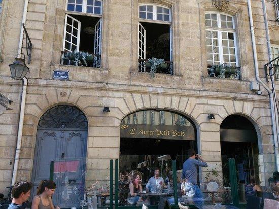 591 restaurant reviews 408 helpful votes nice bar restaurant in the ~ Restaurant Le Petit Bois Bordeaux
