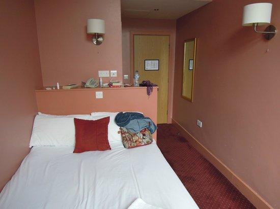Trebovir Hotel : Bedroom