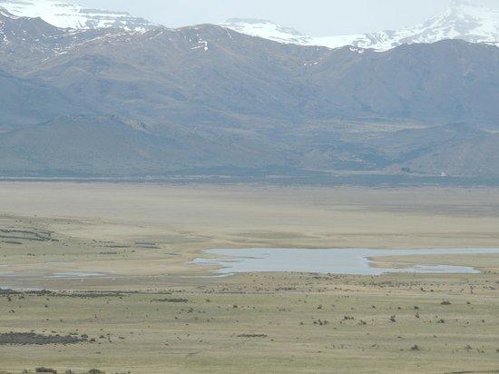 EOLO - Patagonia's Spirit - Relais & Chateaux: vista desde la habitación