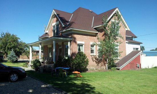 The Panguitch House: Panguitch House