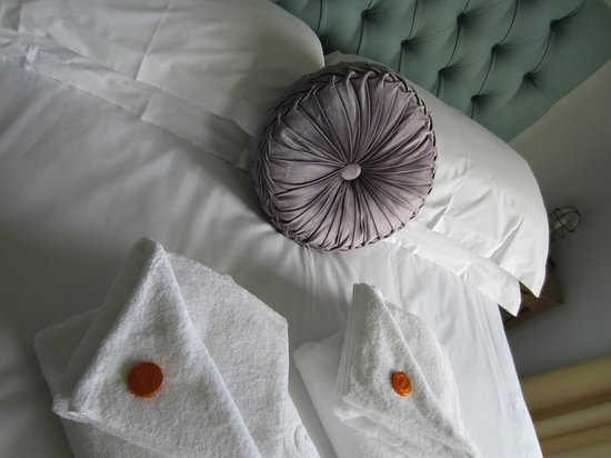 The Lerryn Hotel: Nice touches
