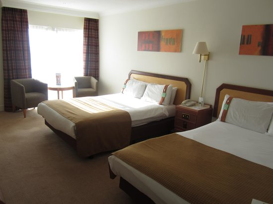 Holiday Inn Plymouth: Guest room