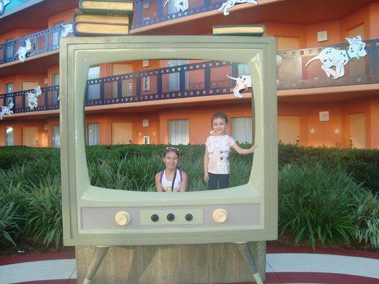 Disney's All-Star Movies Resort: Foto do Hotel