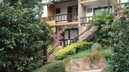La Boheme Hotel e Apart Hotel : Esta es la habitacion que estubimos