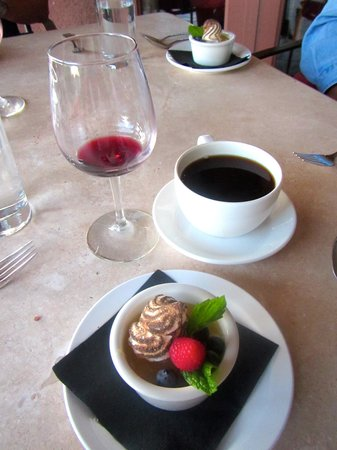 Red Mountain Resort: spa dessert