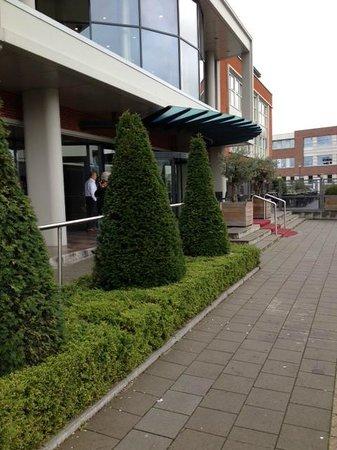 Hotel Princeville: de entree