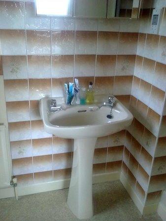 Fern Rock Bed & Breakfast: bathroom