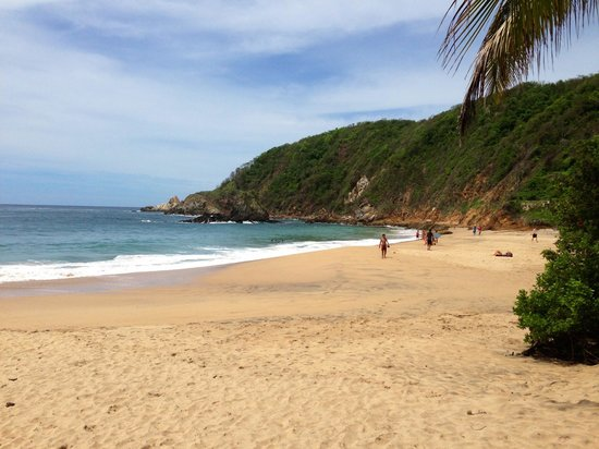 Cabanas Balamjuyuc: mazunte beach