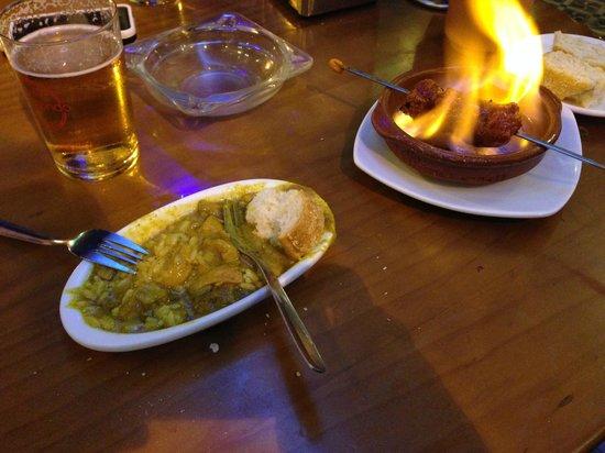 Redondo Bar: Chorizo
