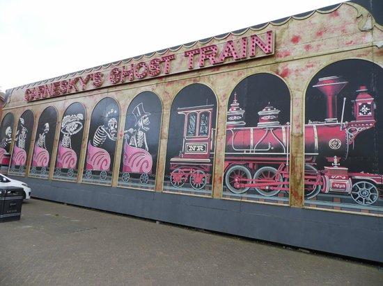 Carneskys Ghost Train