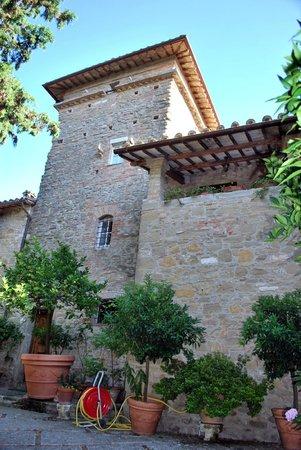 Relais Casamassima: Tower