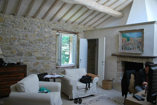 Relais Casamassima: Living room