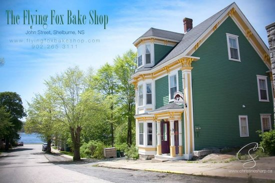‪The Flying Fox Bake Shop‬