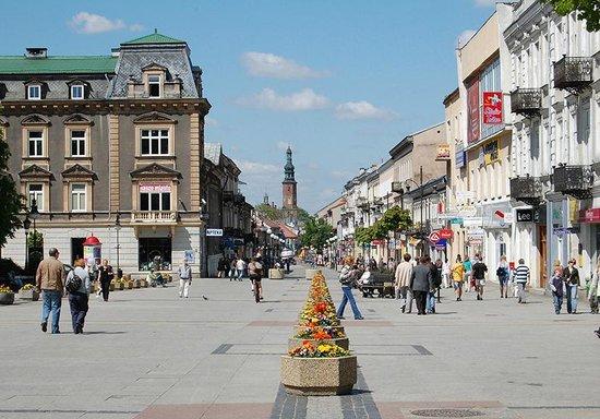 Zeromskiego Street