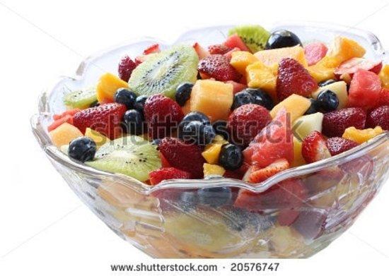 Sweet Magnolia Inn Bed and Breakfast: Fresh Seasonal Fruit Every Morning