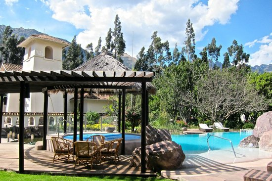 Aranwa Sacred Valley Hotel & Wellness: A view of the garden