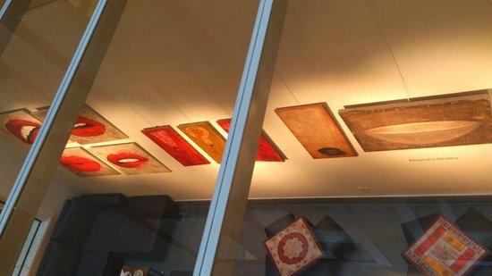 A Hotel  Art Gallery: lobby