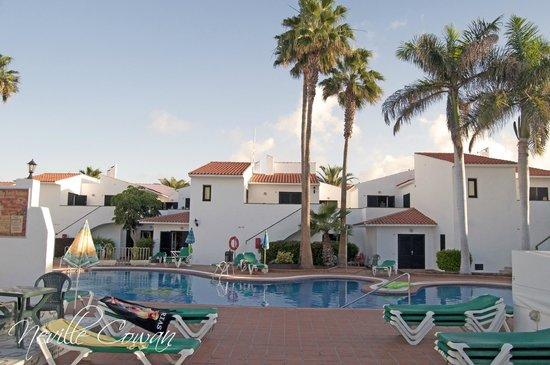 Puerto Caleta: Pool area