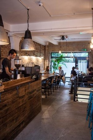 Photo of Cafe The Good Life Eatery at Sloane Avenue, London, United Kingdom