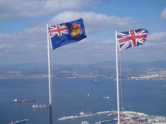 Bristol Hotel: British Gibraltar