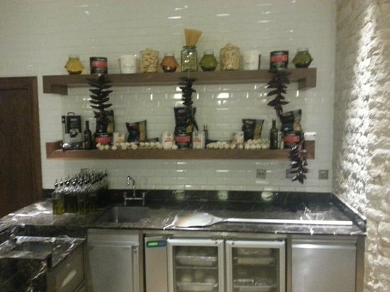 Sheraton Heathrow Hotel: Angolo PIzzeria e Pasta