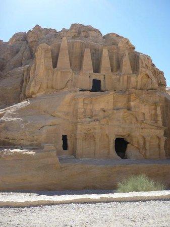 Al Qidra Hotel : Petra