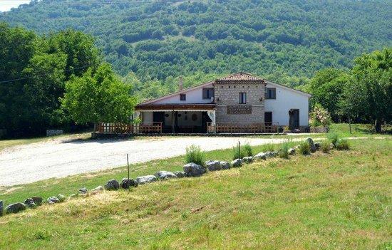 Veduta struttura picture of il giardino dei ciliegi sanza tripadvisor - Agriturismo il giardino dei ciliegi ...