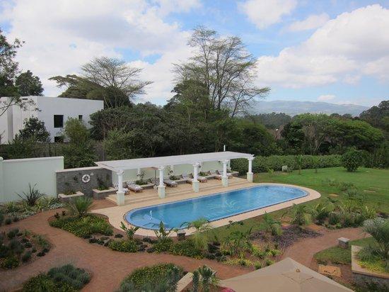Hemingways Nairobi: Hemingways pool