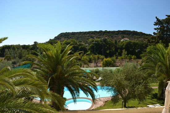 Alghero Resort Country Hotel: View from our room