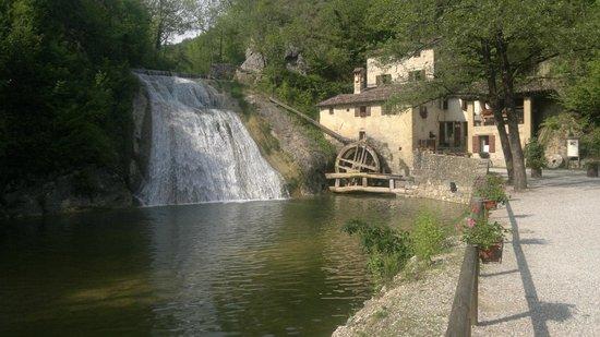 Vecchio Mulino della Croda: Vado spesso in questo luogo, lo trovo un posto veramente rilassante,.