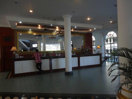 Aseania Resort & Spa Langkawi Island: Asenia Reception
