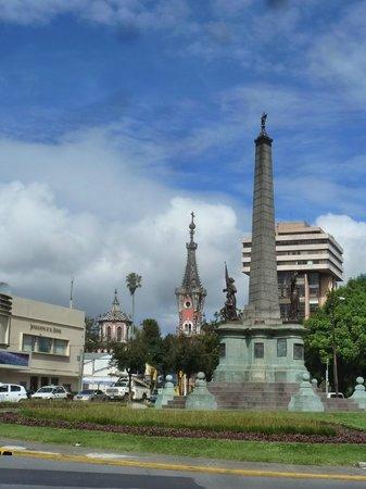 Avenida La Reforma: Ende/ Anfang der Avenida