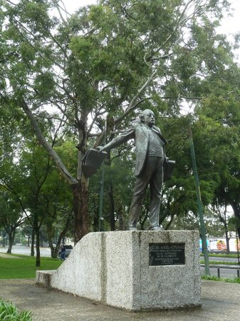 Avenida La Reforma: Denkmal