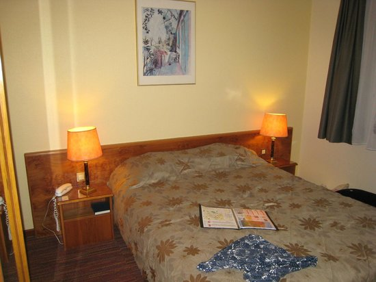 Hotel Turenne: Chambre