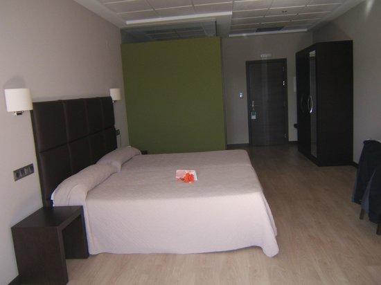 Hotel Torre de Nuñez: Vista de la habitacion