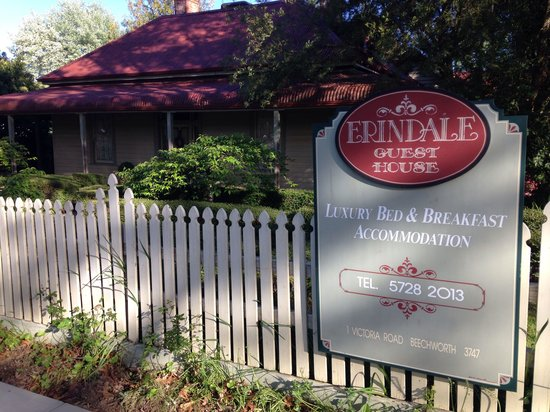 Erindale Guest House: Historical guesthouse.