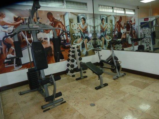 Mercure Casa Veranda Guatemala: Das mus für den Sport reichen