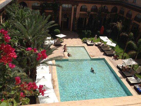 Les Jardins de La Koutoubia : piscina principale
