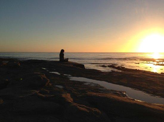Windansea Beach: Windandsea Sunset