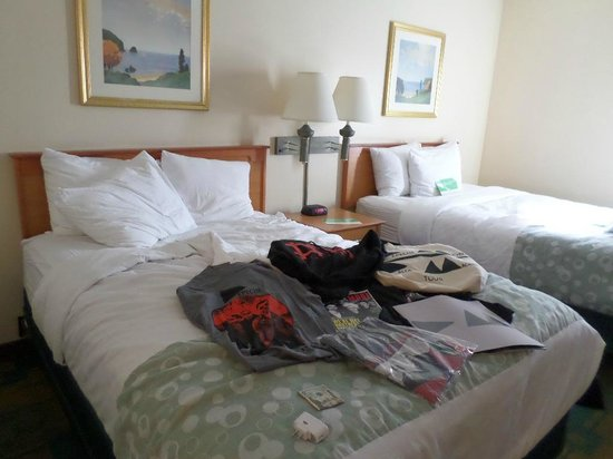 La Quinta Inn & Suites Tampa Fairgrounds - Casino: My room