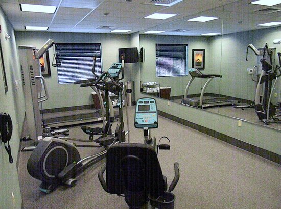 Holiday Inn Express & Suites Selinsgrove : Fittness Room