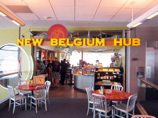 New Belgium Hub Denver Restaurant Reviews Photos Phone