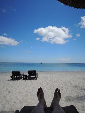 Trou aux Biches Beachcomber Golf Resort & Spa : Beach